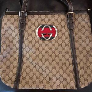 New Gucci Large Bag
